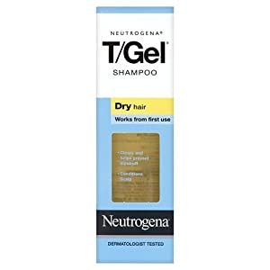 Neutrogena T-Gel Shampoo for Dry Hair 125 ml