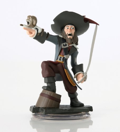 ディズニー インフィニティ キャラクターフィギュア :キャプテン・バルボッサ