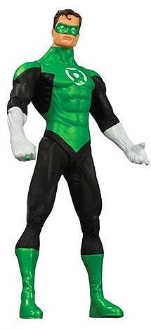 Picture of DC Comics Justice League of America Series 3 Green Lantern Action Figure (B001AZV832) (Green Lantern Action Figures)
