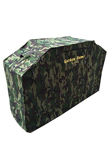 Garden Home Heavy Duty 58'' Grill Cover Camo (Camo Bbq compare prices)