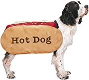 Hot Dog Pet Costume - Small