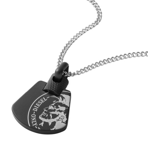 Stainless-Steel Studio Session Necklace Dx0506040 Dx0506040: Jewelry