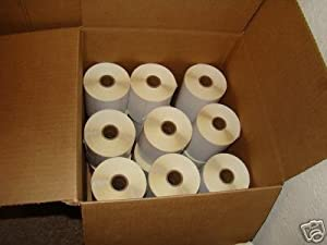 20 Rolls of 250 4x6 Direct Thermal Zebra 2844 ZP-450 Shipping Labels
