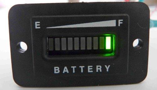 Pro48Frc 48 Volt Battery Status Indicator