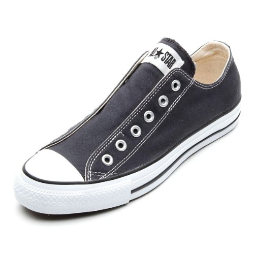 [Converse] CONVERSE CONVERSE AS SLP 3 OX slip-on sneakers DARK GRAY dark grey US8.5/27.0cm