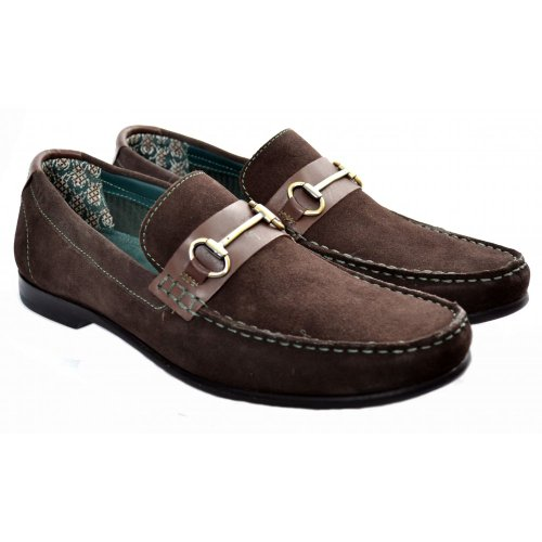 Ted Baker Men's Ted Baker Calep AM Suede Loafers 8