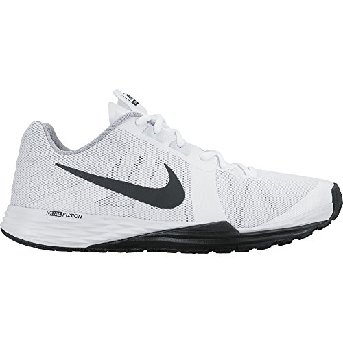 Men's Nike Prime Iron DF Training Shoe White/Cool Grey/Pure Platinum/Black Size 11 M US (Platinum Iron compare prices)