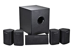 Monoprice 108247 5 1 Channel Home Theater Speaker System