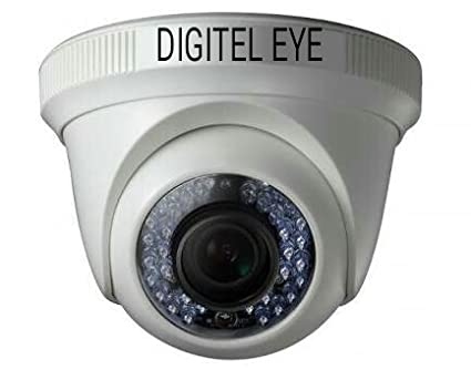 Digitel Eye DE-D150AH36 720P AHD Dome CCTV Camera