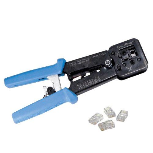 Platinum Tools 100007 EZ-RJPRO HD Convenience Pack