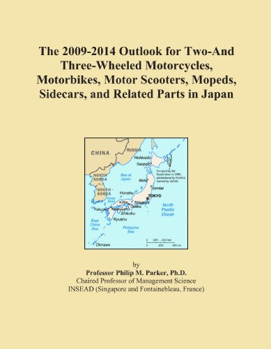 The 2009-2014 Outlook for Two-And Three-Wheeled Motorcycles, Motorbikes, Motor Scooters, Mopeds, Sidecars, and Related Parts in Japan