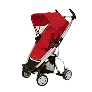 Quinny Zapp Xtra, Rebel Red