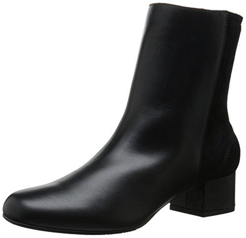 Aquatalia by Marvin K. Women's Lara Boot, Black, 9 M US