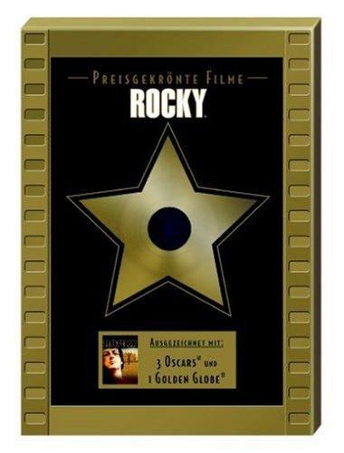Rocky 1 - Preisgekrönte Filme [Limited Edition]