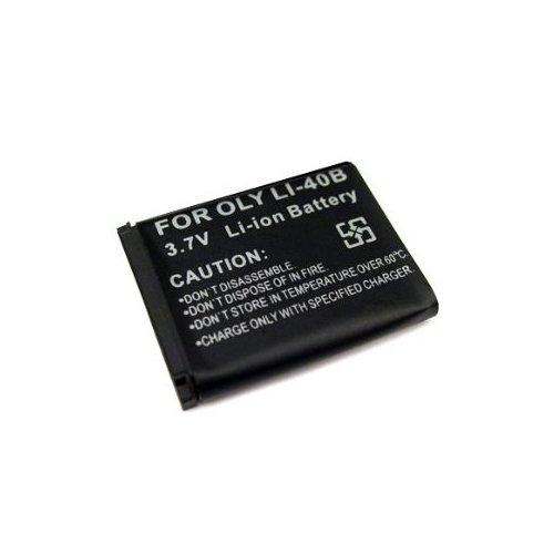 Skque Nikon EN-EL10 Lithium-Ionen Batterie für Nikon CoolPix S200 / S210 / S220 / S230 / S3000 / S4000 / S500 / S510 / S520 / S570 / S60 / S600 / S660 / S700 SLR Digitalkamera