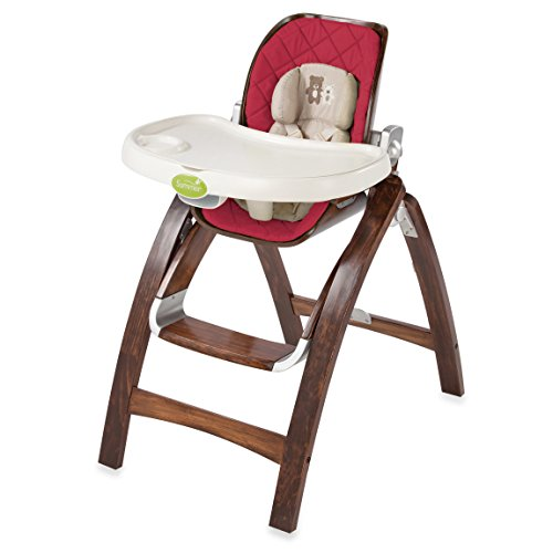 Buy Cheap Summer Infant Bentwood High Chair - Cranberry