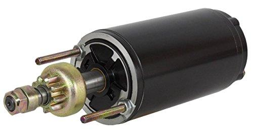 New Starter Motor W/Solenoid Force Marine 1201 1208 120Ld9 1251 1253 185613 48-0955 48-9955 50-583869 50-583869-T 18-5613