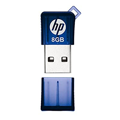 HP 8GB HP v165w USB Flash Drive (P-FD8GBHP165-GE)