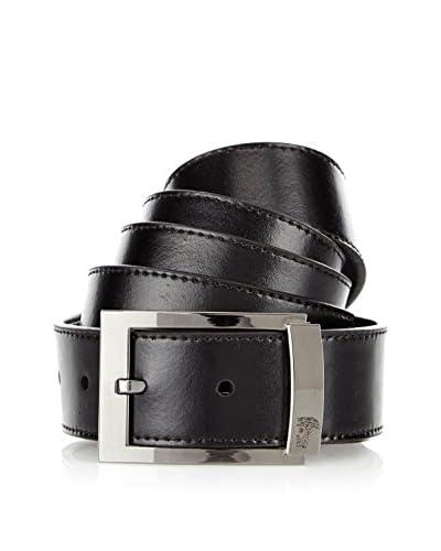 Versace Collection Cinturón Negro