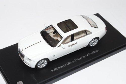 Rolls Royce Ghost 2011 Weiss 1/43 Kyosho Modell Auto