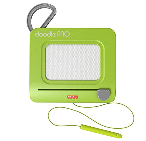 Fisher-Price Clip-On Doodle Pro, Green - 1