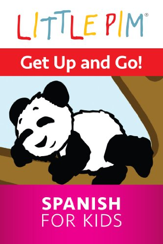 Little Pim: Get Up and Go - Spanish For Kids