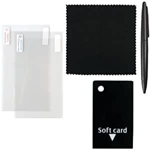 Screen Protection Kit and Stylus for Wii U