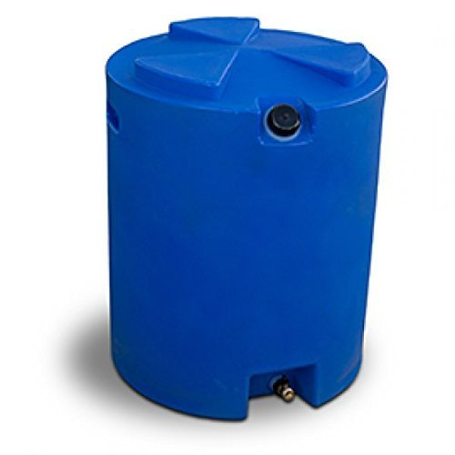 Smart Tank 50 Gallon Stackable Water Storage Tank - BPA Free - Made in the USA (Water Storage Tank 100 Gallon compare prices)