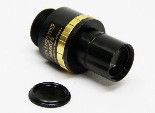 """Bigcatchusa C-Mount Parfocal Lens Adapter - Mlama075 For 1/1.8""""~1"""" Size Sensor"""