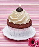 Pack of 6 Sweet Treats Cupcake Candles - Chocolate Truffle Scented