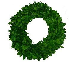 Preserved Boxwood Wreath 10\