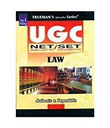 Truemans UGC NET Law