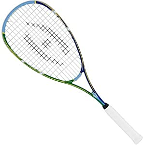 Harrow Junior Squash Racquet - 2014 Model (Green/Purple)