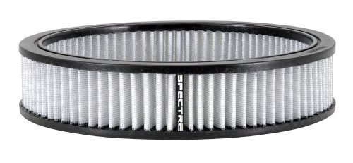 Spectre Performance 48059 Air Filter 9 X 2 Cotton Fiber White