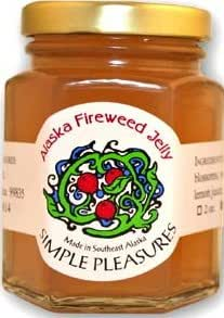 4OZ FIREWEED JELLY FROM SIMPLE PLEASURES