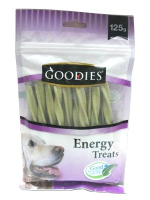 Goodies Green Chlorophyll Dog Treat (pack Of 2)