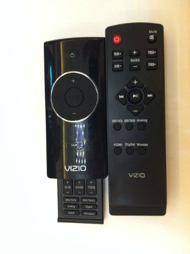 New Generic Replaced Vizio Sound Bar Home Theater Remote For Almost All Vizio Sound Bar