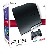 "PlayStation 3 - Konsole slim inkl. 120 GB Festplattevon ""Sony"""
