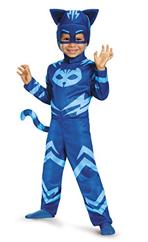 Blue Disguise Catboy Classic Toddler PJ Masks Halloween Costume