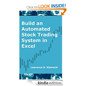 Build automated stock trading system excel