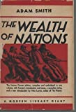 Image of The Wealth of Nations (Modern Library Giant G32)