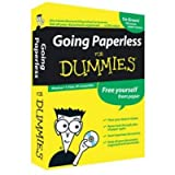 Going Paperless For Dummies Scan & Organize Your Documents