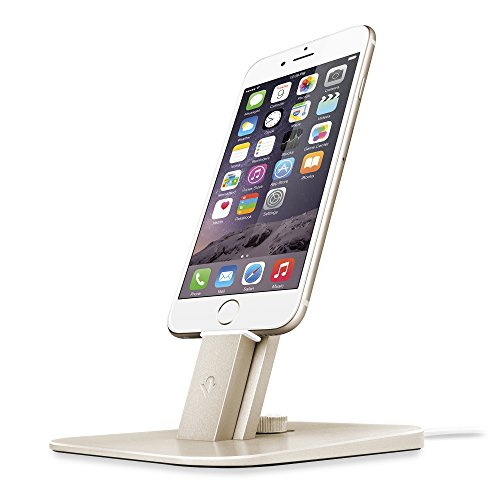 Twelve South Twleve South HiRise Deluxe for iiPhone/iPad Mini Gold