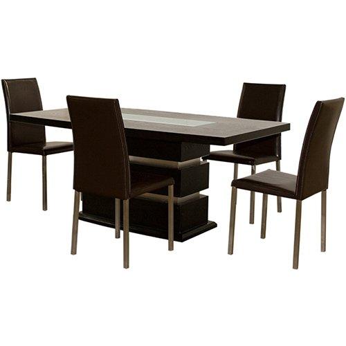 Buy Low Price Diamond Sofa Diamond Sofa 60 Inch Square Dining Table With Crac