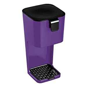 Koziol Unplugged Coffee Maker, Plum