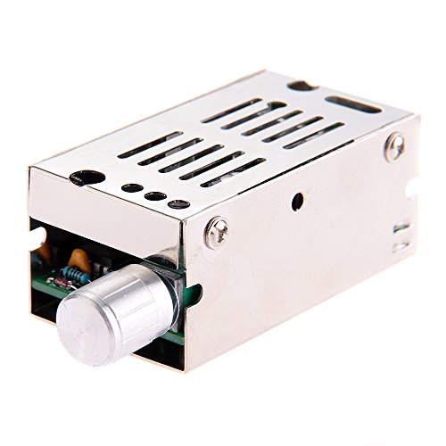 6V-30V 10A Dc Motor Speed Control Pulse Width Modulation Pwm Controller Switch