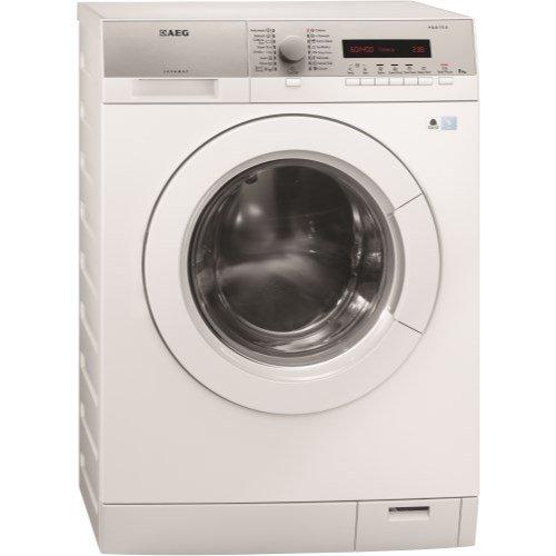 AEG L76485FL 8kg 1400rpm Freestanding Washing Machine - White