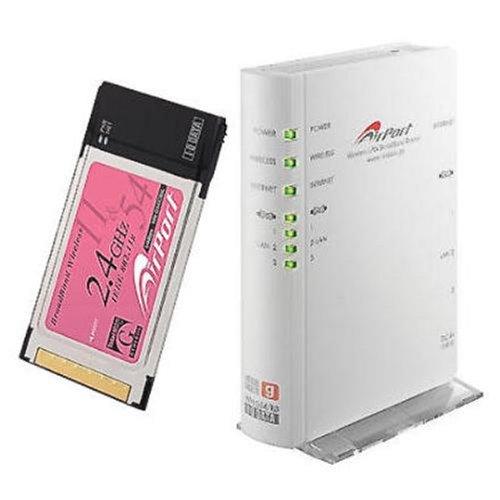 I-O DATA IEEE802.11g/b 無線LANルーター&無線LANカードセット WN-G54/R3-S