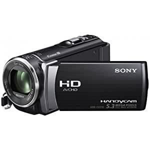 Sony HDR-CX210 ( Flash-Speicher/Speicherkarte,1080 pixels,SD/SDHC/SDXC Card )
