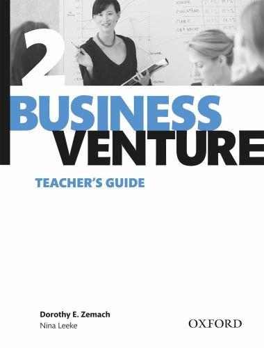 Business Venture: Level 2